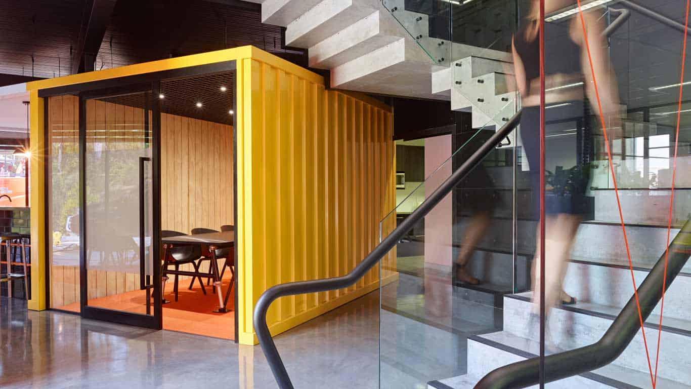 Buildsafe featured on Office Snapshots