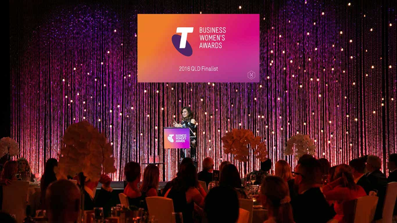 Telstra Business Women's Awards 2016 Queensland Finalist
