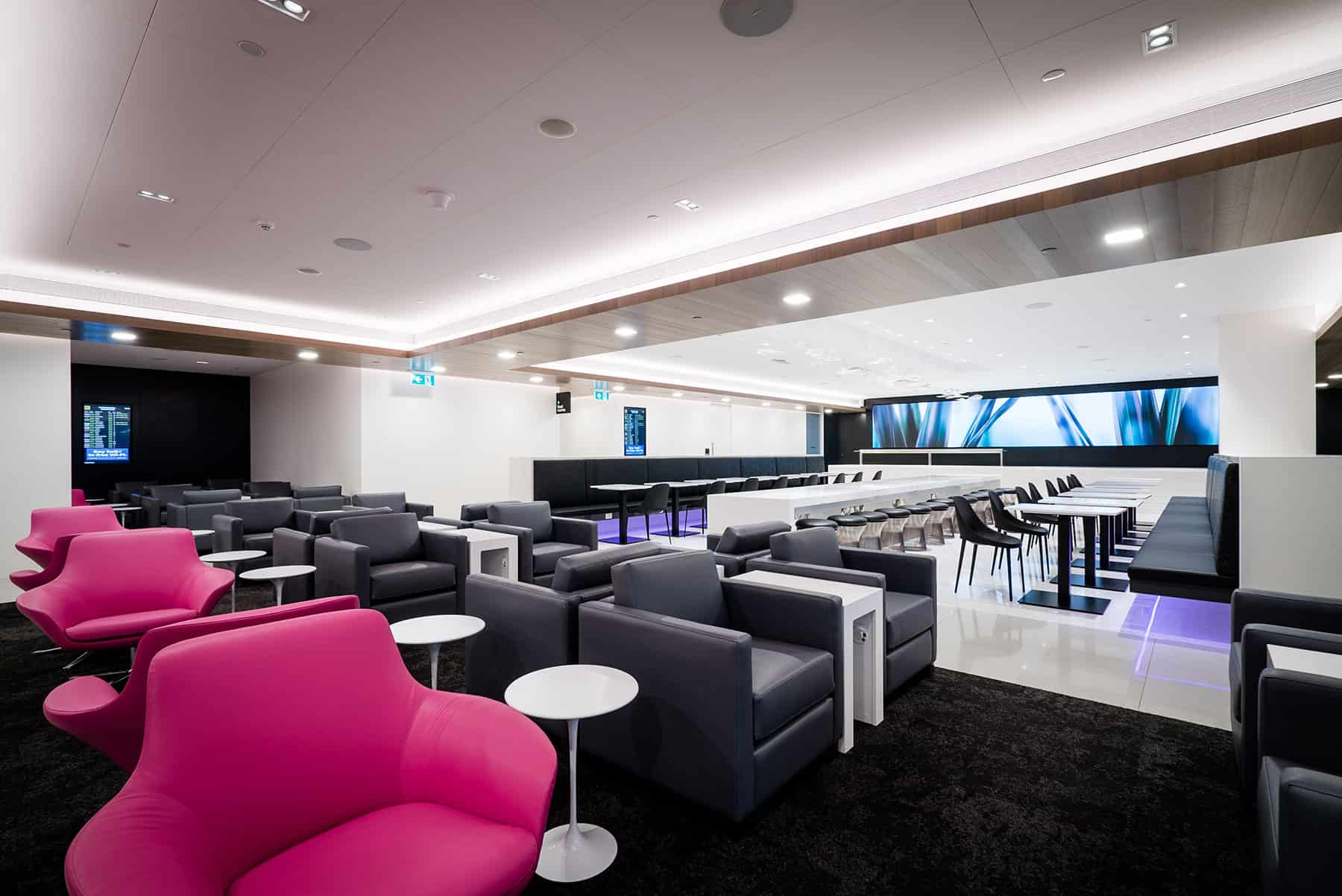 Air New Zealand - Melbourne Lounge