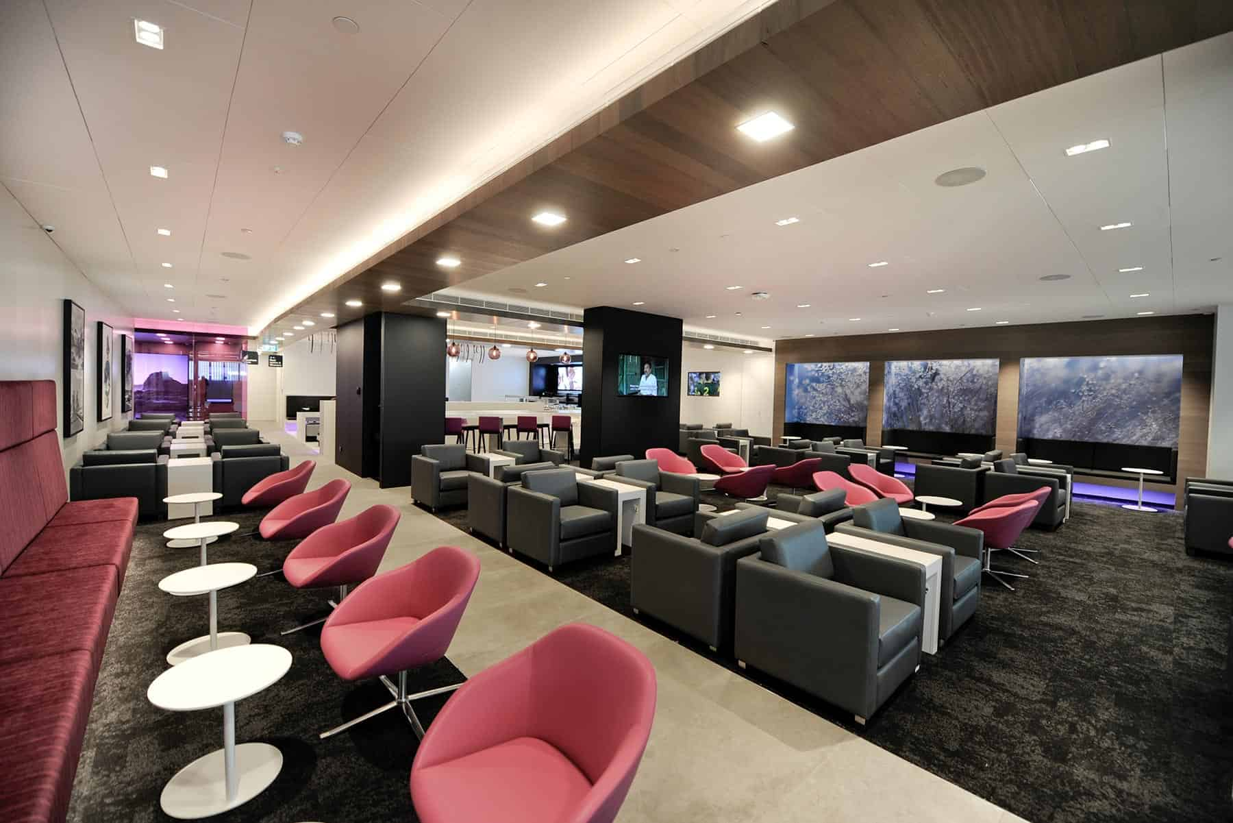 Air New Zealand - Perth Lounge