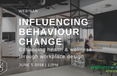 Webinar - Influencing Behaviour Change