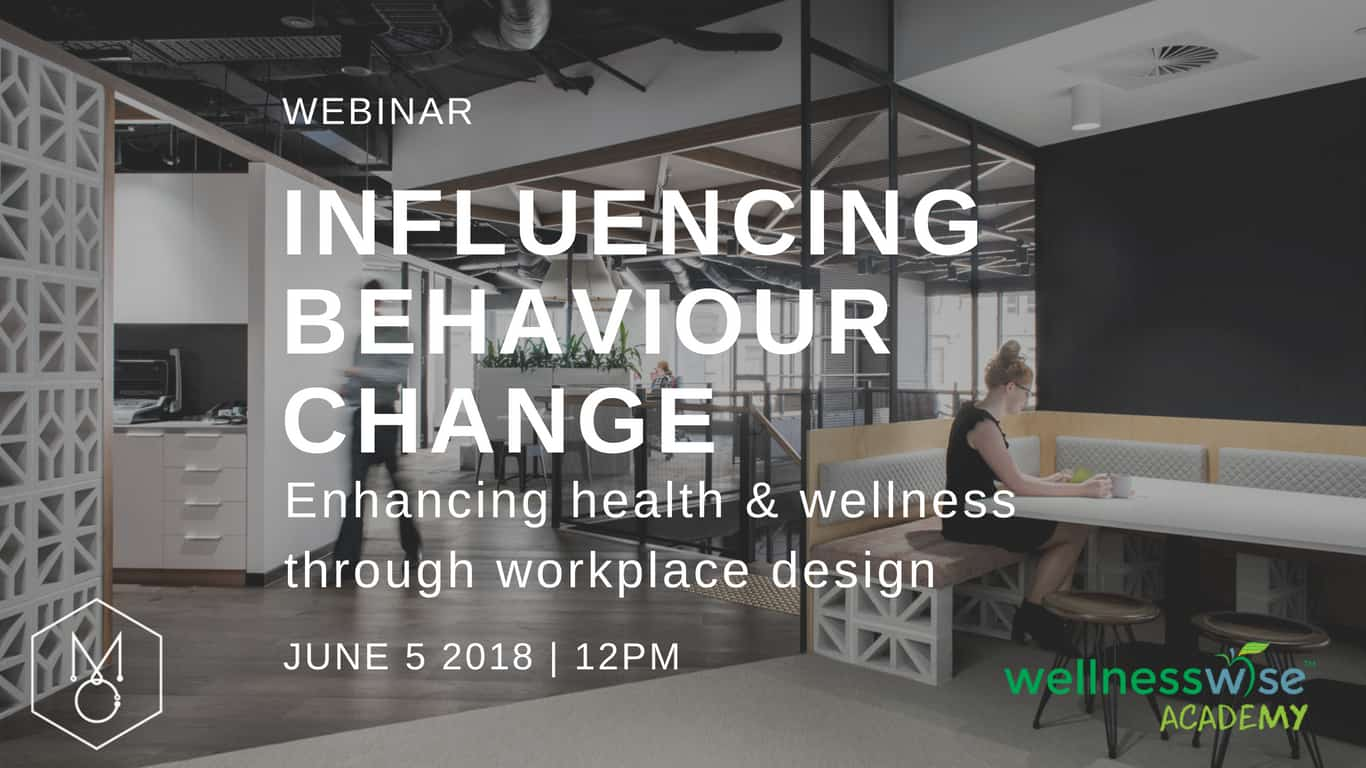 Webinar - Influencing Behaviour Change