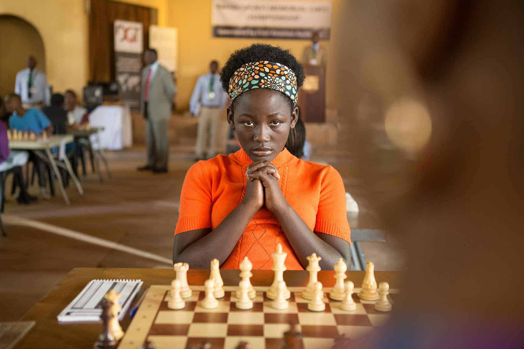 Queen of Katwe Exclusive Advanced Movie Screening - The game of chess