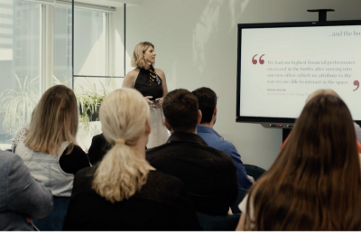 How Employee Experience can shape your Bottom Line | Breakfast Seminar