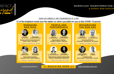 IntactBeyond | Workplace Transformation Series